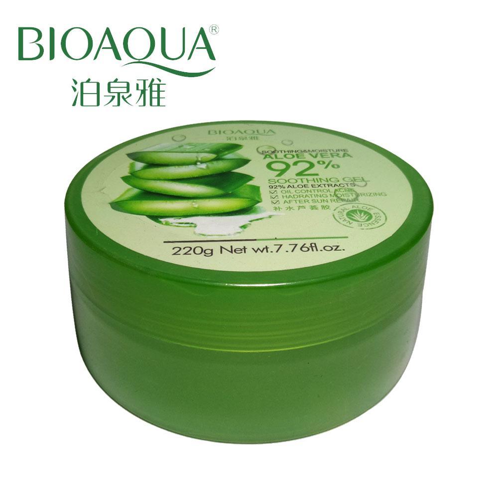 Kelebihan Aloe Vera Soothing Gel 220 Ml Bioaqua Termurah Original Bio Aqua Masker Wajah Jaman Now 92 220ml Dijamin Produk