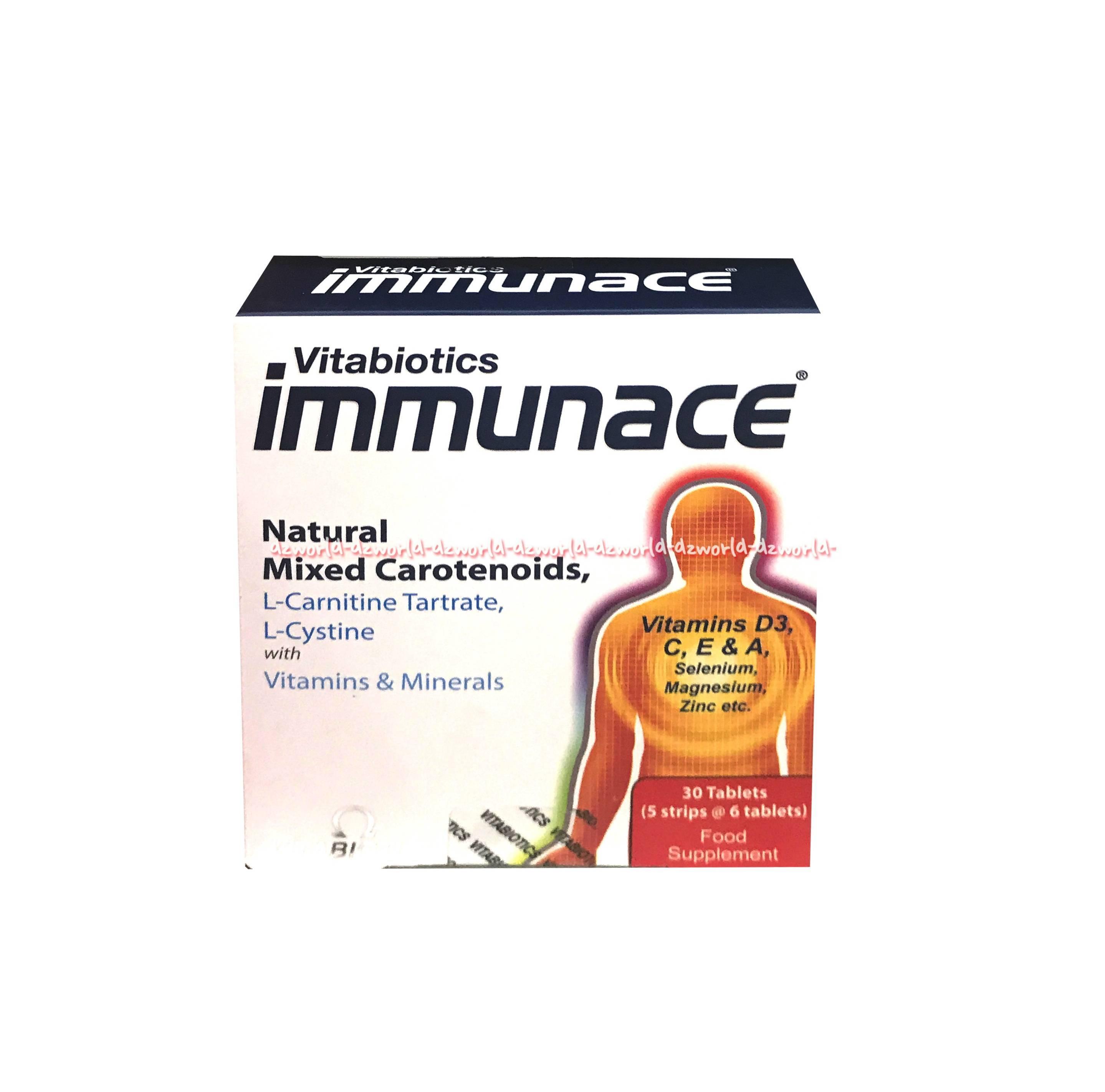 Vitabiotics Ovacare 30 Tablet Suplemen Infertilitas Program Obat Kesuburan Wanita Teregistrasi Bpom Immunace Multivitamin Untuk Menjaga Kekebalan Tubuh Tabidr398400