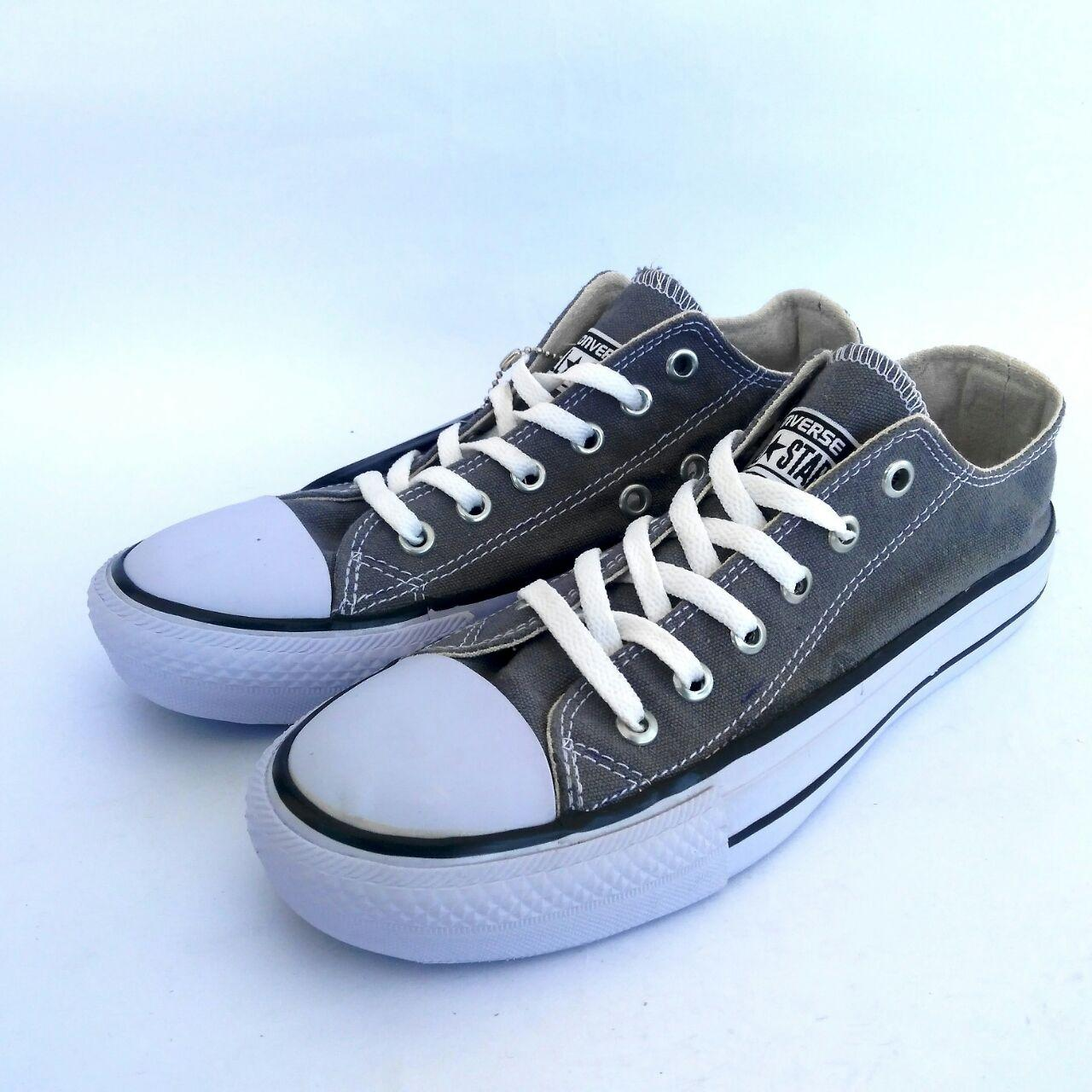 Sepatu Sneakers Converse All Stars chuck taylor low & high shoes
