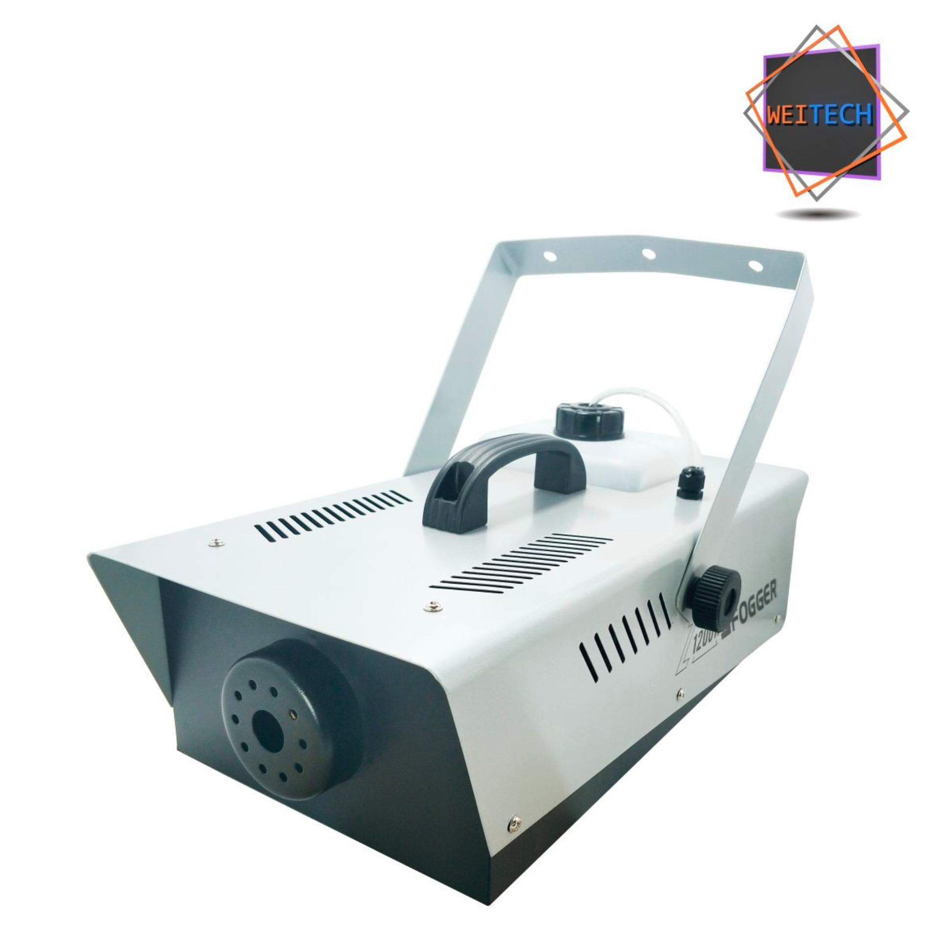Spesifikasi Weitech Smoke Fog Machine For Stage 342 1200W Lengkap