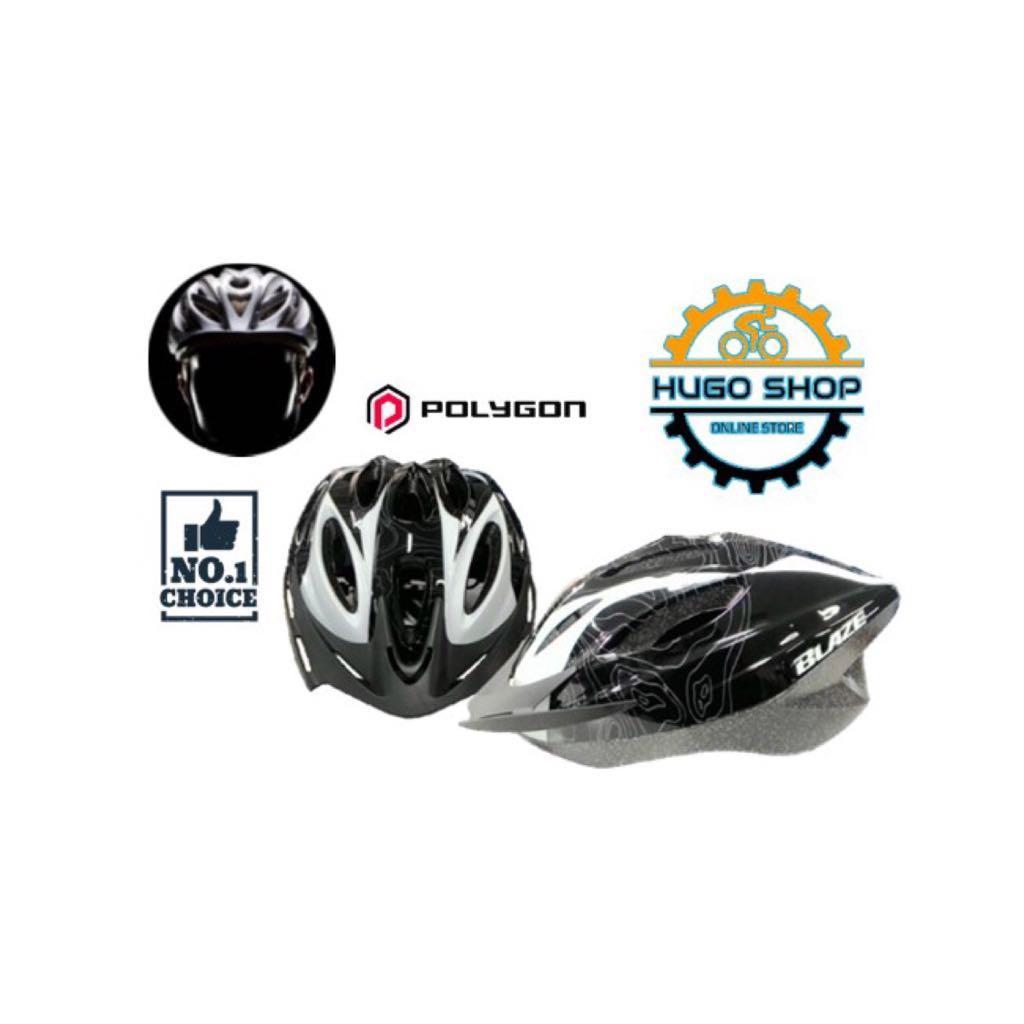 Kelebihan Polygon Handlebar Sepeda Alloy Raise 03 White Silver Gamis Raindoz Bbr251 Helm Blaze