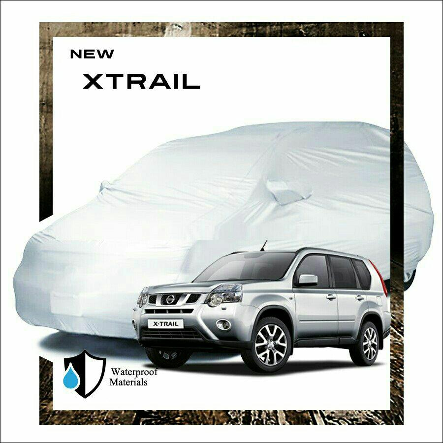 PROMO Fit On Body Cover Sarung Mobil Nissan Xtrail lama Murah Kualitas bagus