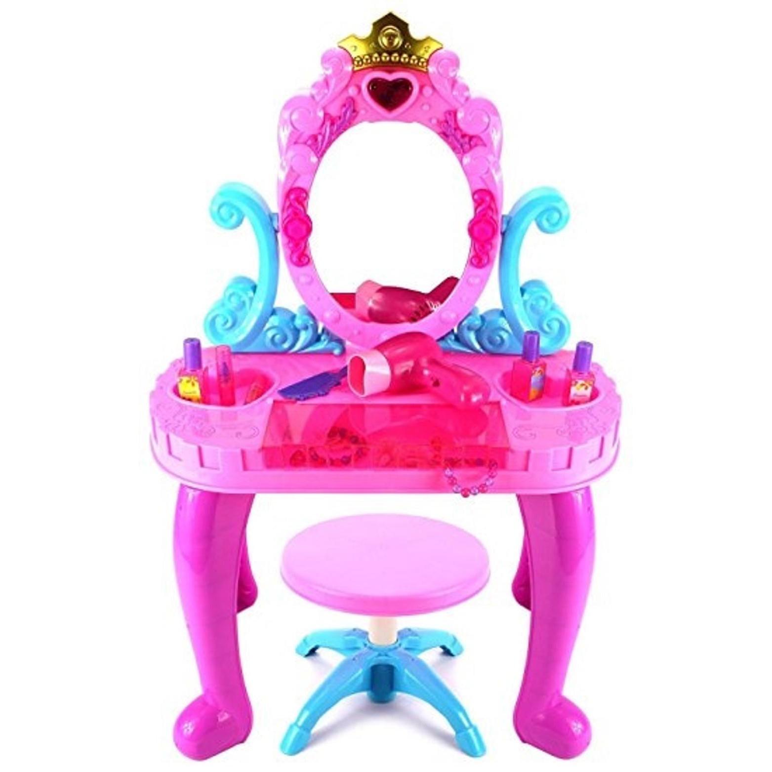 Mainan Meja Rias Beauty Dressing Table No.661-39