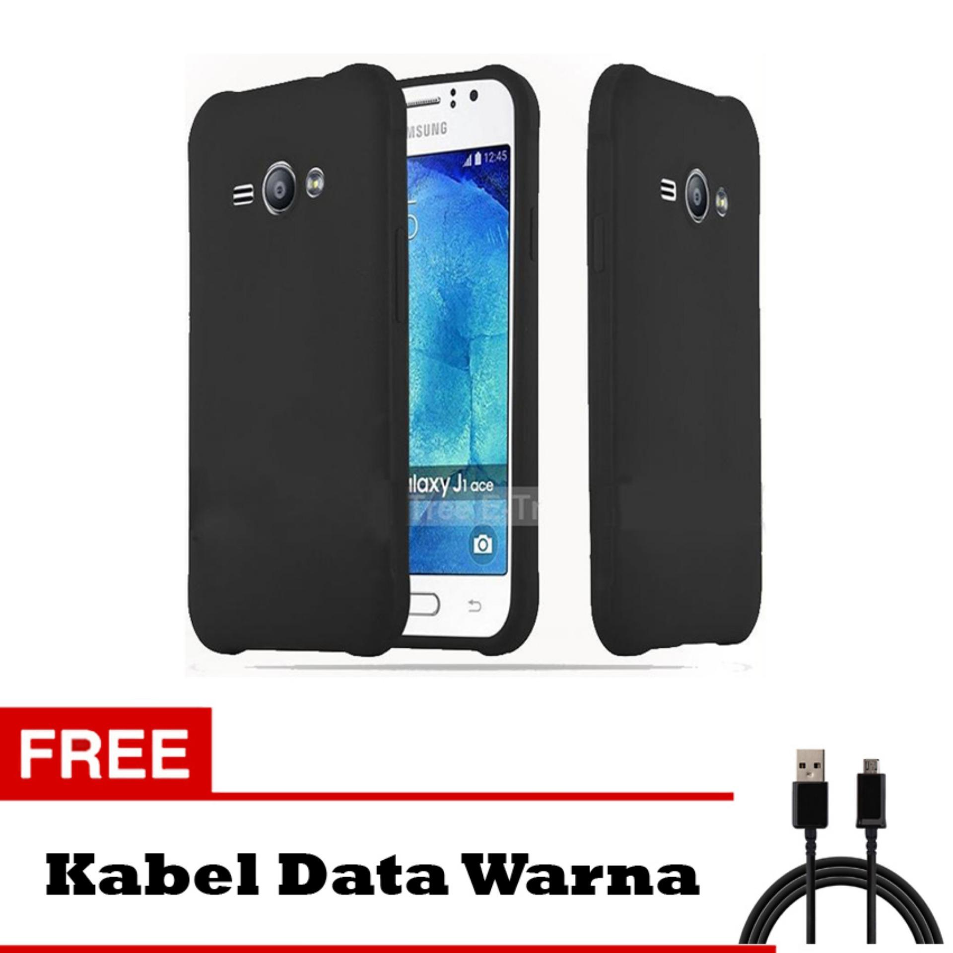 Cek Harga Baru Case Slim Black Matte Samsung Galaxy J1 Ace Baby Skin