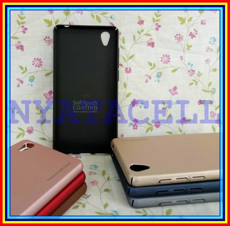 ... Hard Case Baby Skin Vivo Y51 Y51L Soft Touch Matte Dove Hardcase Gea - 4