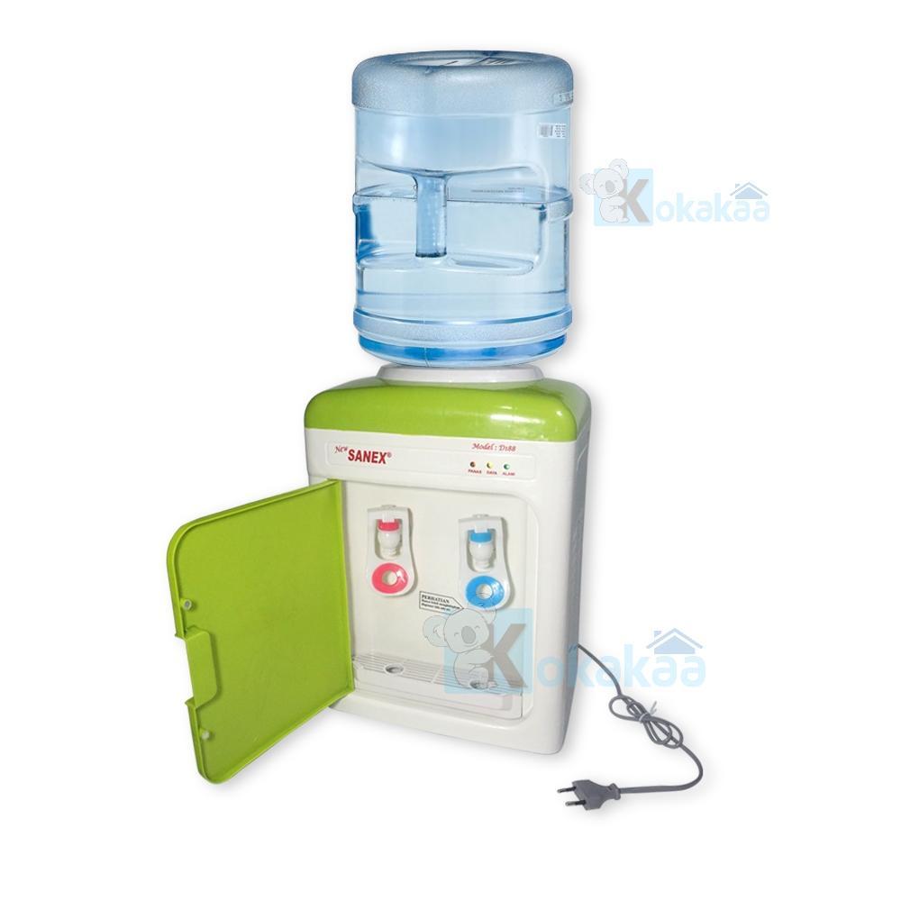 Sanex D102 Top Load Water Dispenser Daftar Update Harga Terbaru Sharp Swd T102ed Wh Putih Loading 6