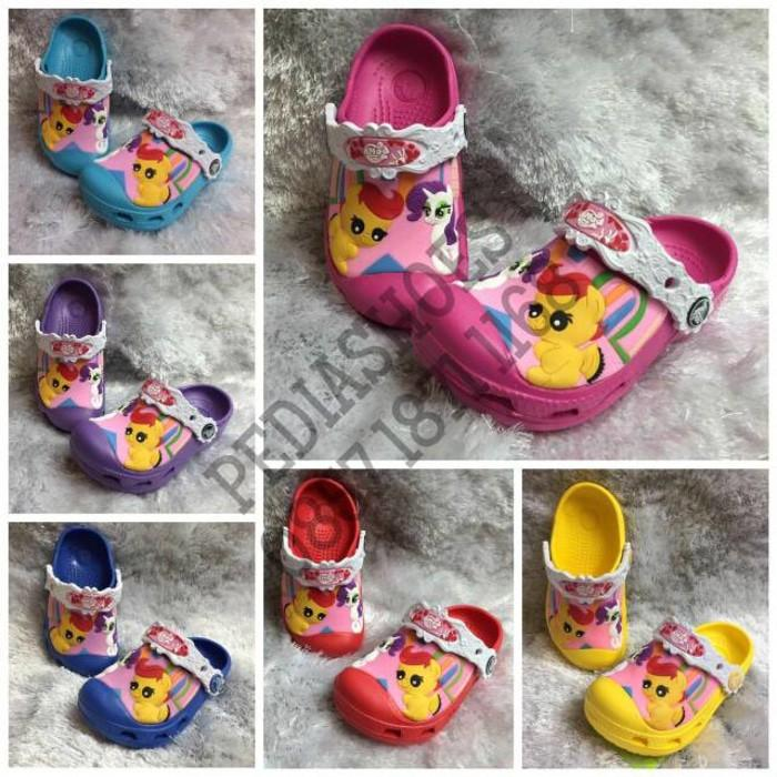 Sandal Anak Crocs Little Pony Ii Original (Grosir Dan Eceran) - Bmjp9f