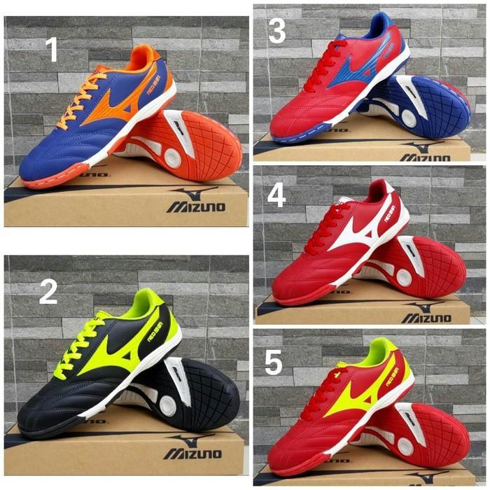 Sepatu Mizuno Neo Shin Futsal - De105s