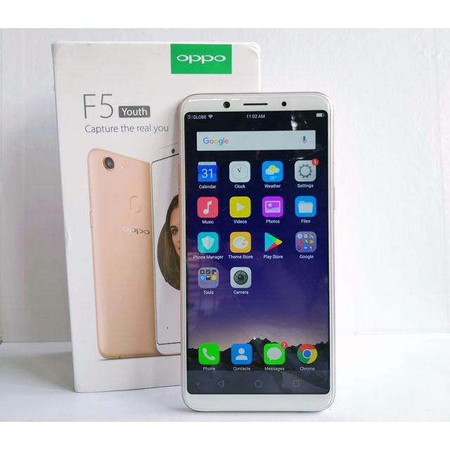 OPPO F5 PLUS -6/64GB _RED