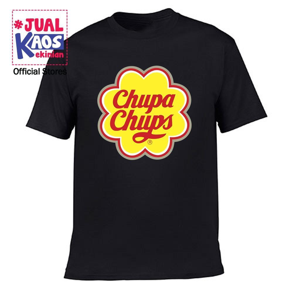 Kaos JC Jual Kaos Jualkaos murah / Terlaris / Premium / tshirt / katun import / lelinian / terkini / keluarga / pasangan / pria / wanita / couple / family / anak / surabaya / distro / Chupa Chups / permen / candy