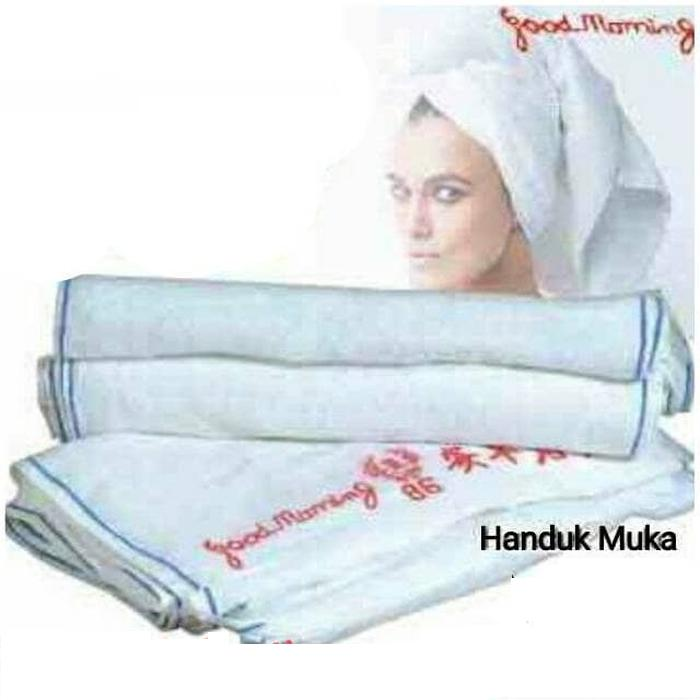 Handuk tipis multi fungsi good morning