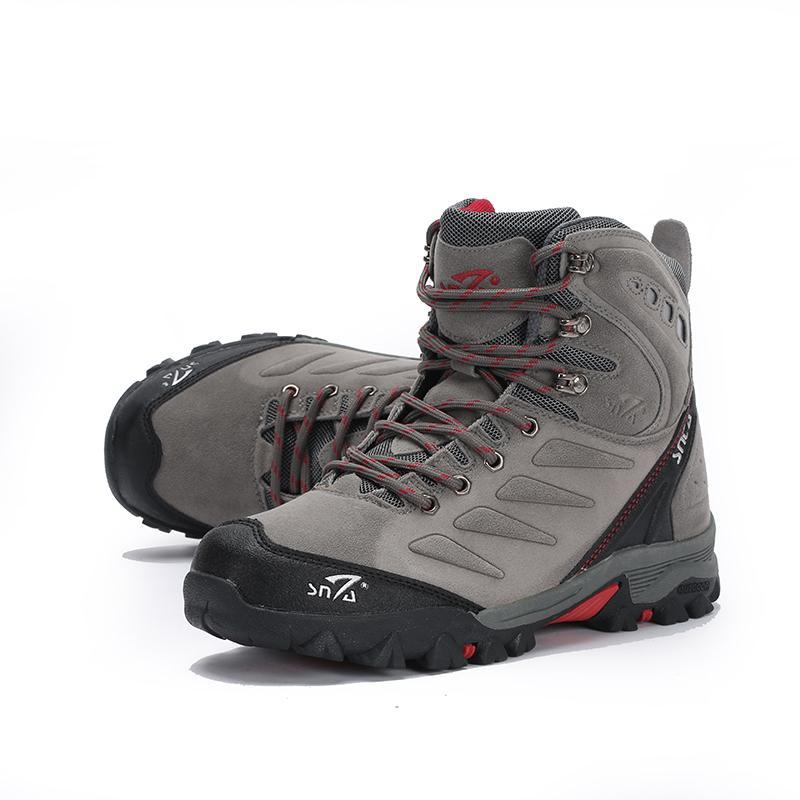 SNTA Sepatu Boot Gunung   Sepatu Hiking Boot   Sepatu Gunung Pria   Sepatu  gunung Tinggi e99469f047