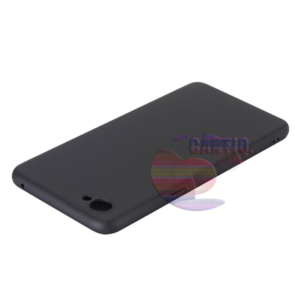 Case Vivo Y71 Hard Slim Black Mate Anti Fingerprint Hybrid Case Baby Skin Vivo Y71 Baby ...