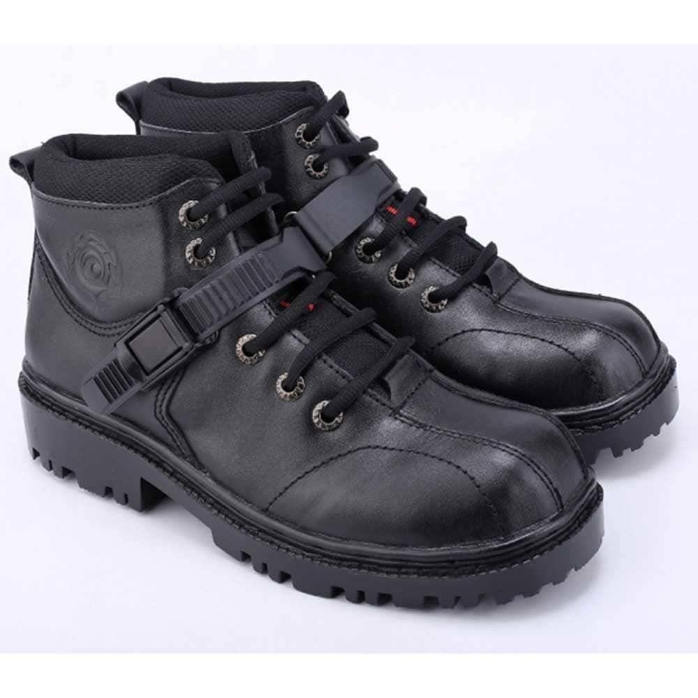 Diskon Besar Sepatu Safety Shoes Boots Pria Cowok Cowo Boot Warna ... 13c853e919