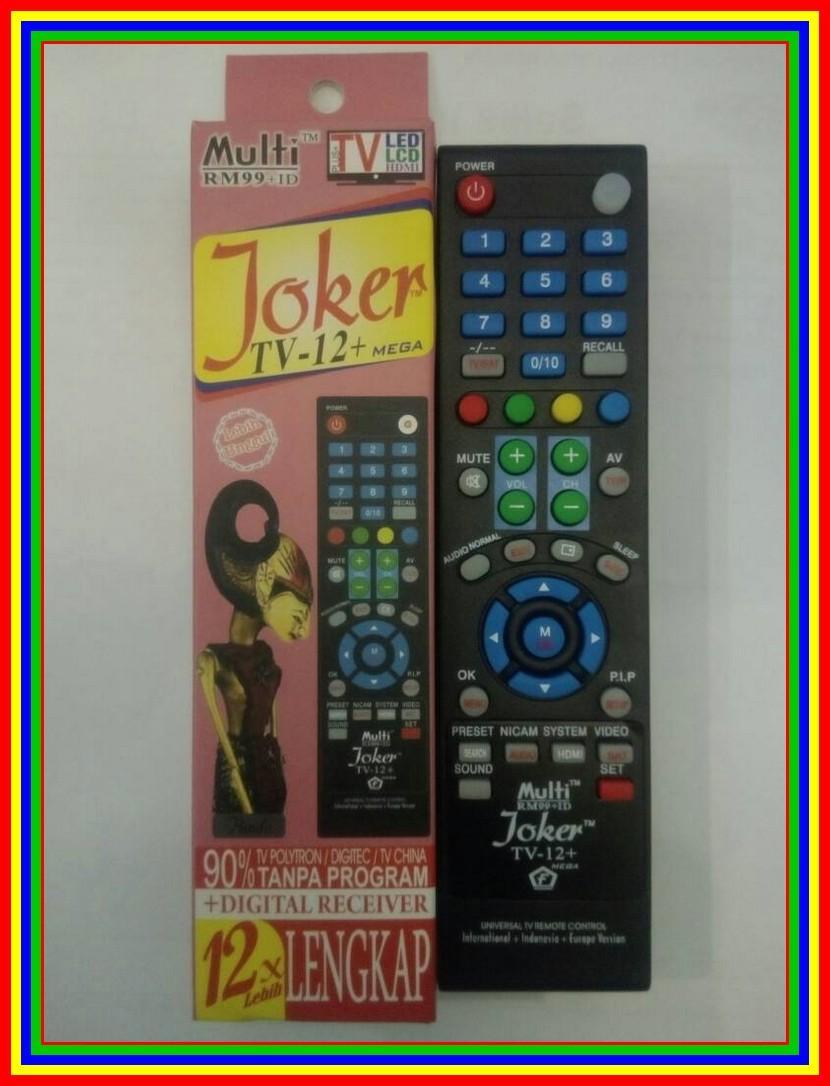 Kelebihan Remot Remote Tv Lcd Led Multi Universal Joker Terkini Sharp