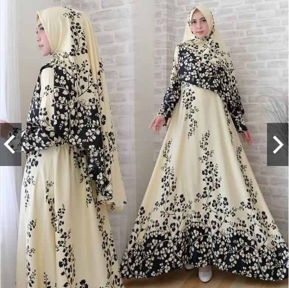 Fitur Indonesiaheritage Gamis Syari Abaya Pesta Fashion Busana