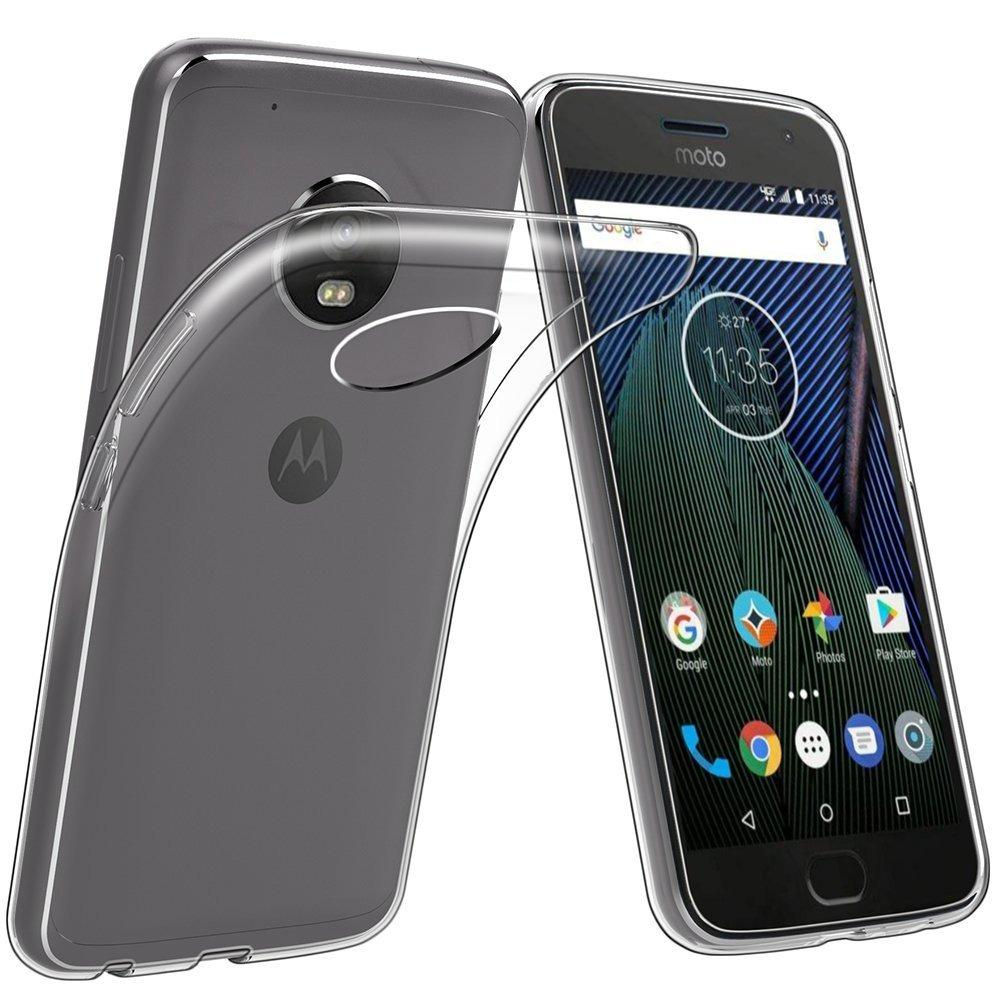 Motorola Moto E4 PLUS SoftCase Jelly TPU Ultra Thin (Clear)