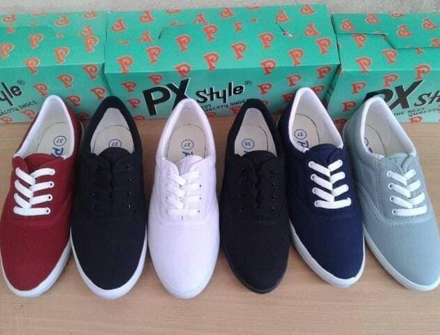 Sepatu warna style px