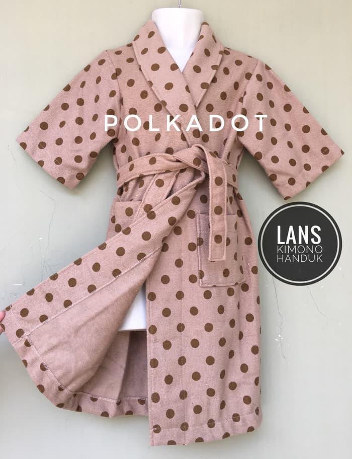 Handuk Kimono Anak usia 6 Tahun