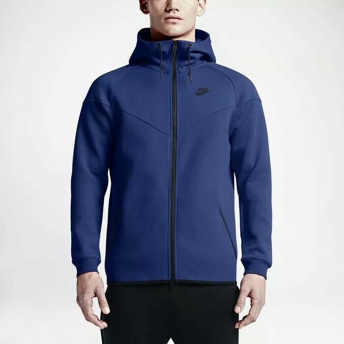 Nike Hoodie Men Tech Fleece Windrunner Original - 3 .