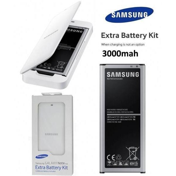 Samsung Baterai Galaxy Note Edge N9150 + Bonus Desktop Samsung Galaxy Note Edge