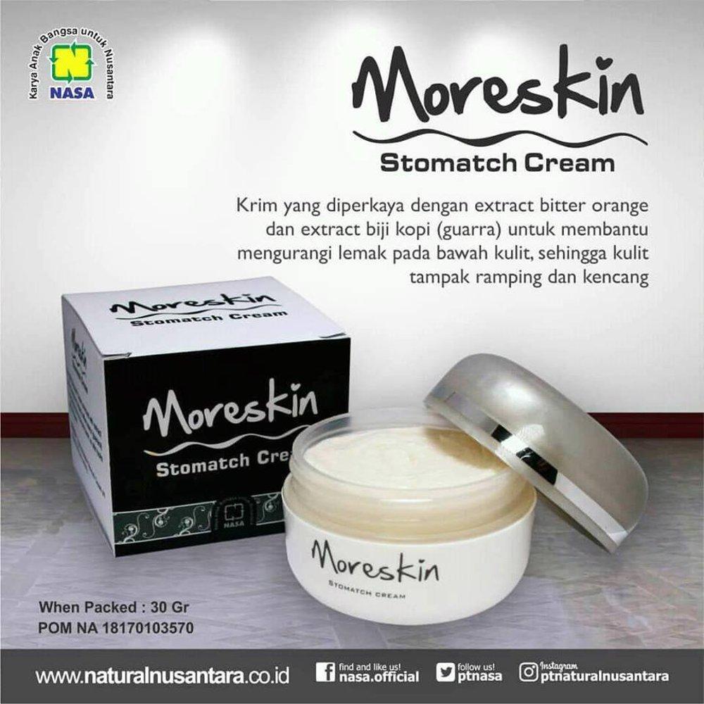 Fitur Moreskin Clean And Glow Cream Booster Perawatan Wajah Original Stomatch Nasa Krim Susut Perut