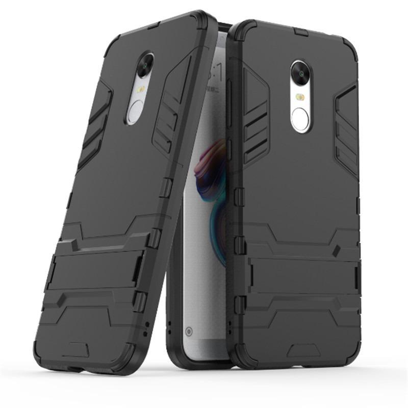 Accessories HP Transformer Rugged Kickstand Slim Armor Hardcase for Xiaomi Redmi 5 (5.7 inch)