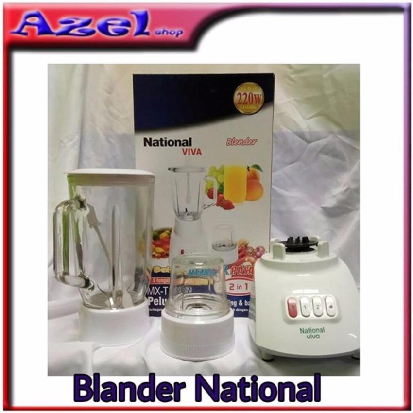 harga National Omega Blender 2 in 1 Mx-T9GN Lazada.co.id