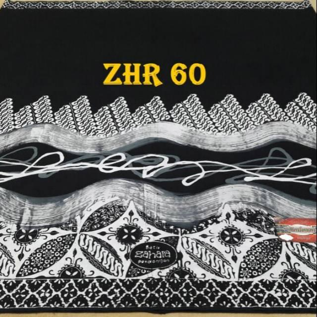 ... Sarung Batik Cap Etnik Khas Pekalongan Motif Frank TERFAVORIT (hitam) -  3 ... 08d1debb4f