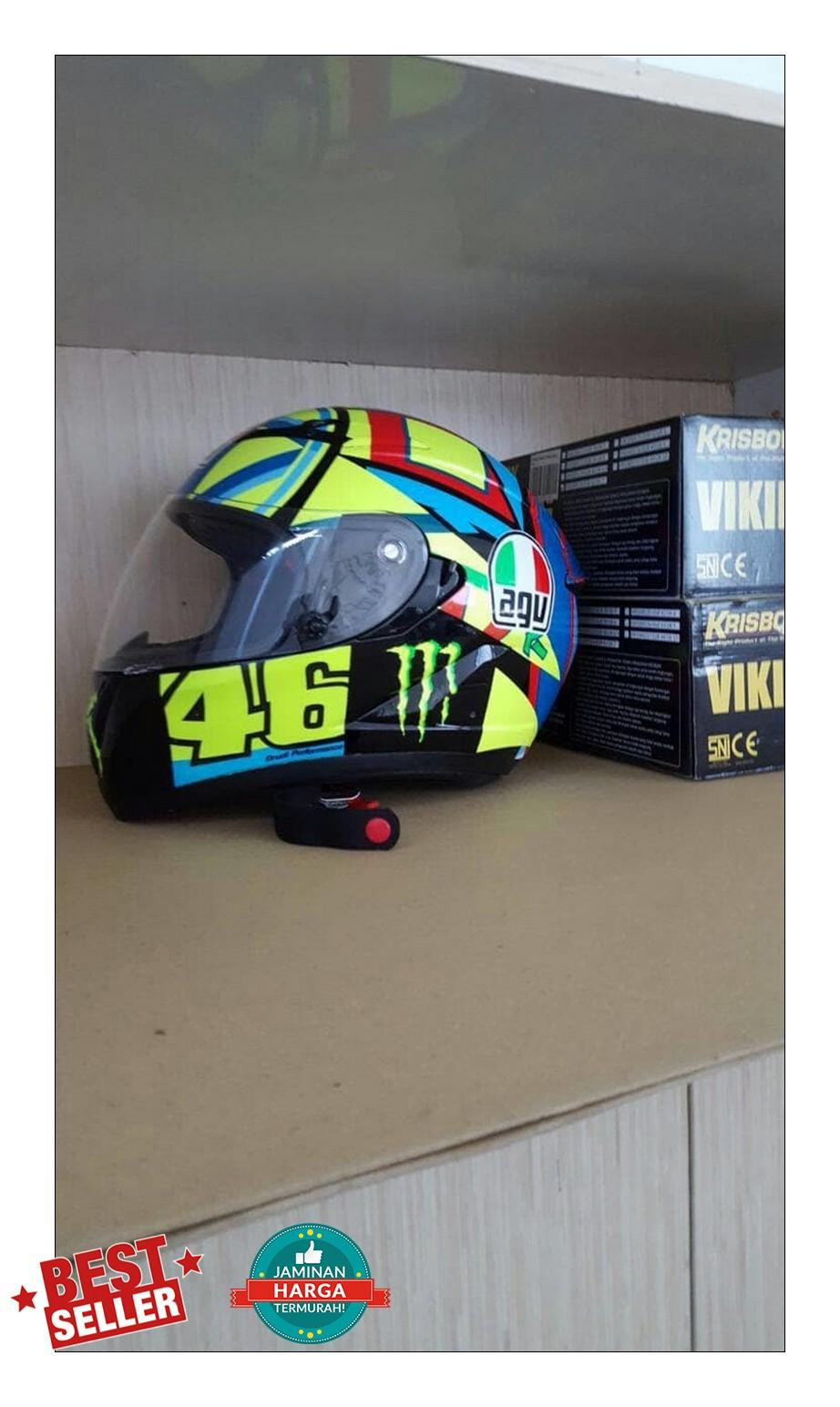 Kelebihan Agv Pista Gp R Project 46 Terkini Daftar Harga Dan Helm Carbon Doff Rossi Moto Vendeta2 Replika