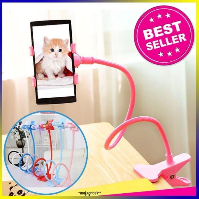 ... LAZY POD Holder Leher HP / Holder Hp / Holder Mobil Lazy hanging neck cell Phone ...