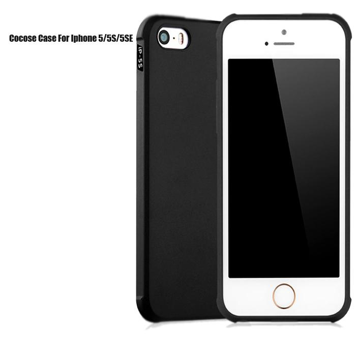 Cocose Silicon Case For Iphone 5/5S/5SE