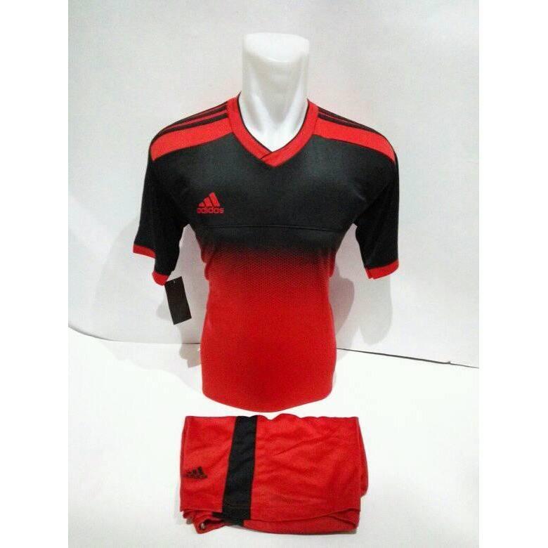 [Terbaru Ad 04] Baju Kaos Olahraga Setelan Futsal/Volly