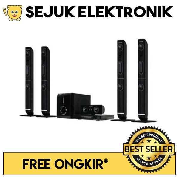 Polytron PHT-925 Home Theater 5.1 Ch - Hitam (JADETABEK ONLY)