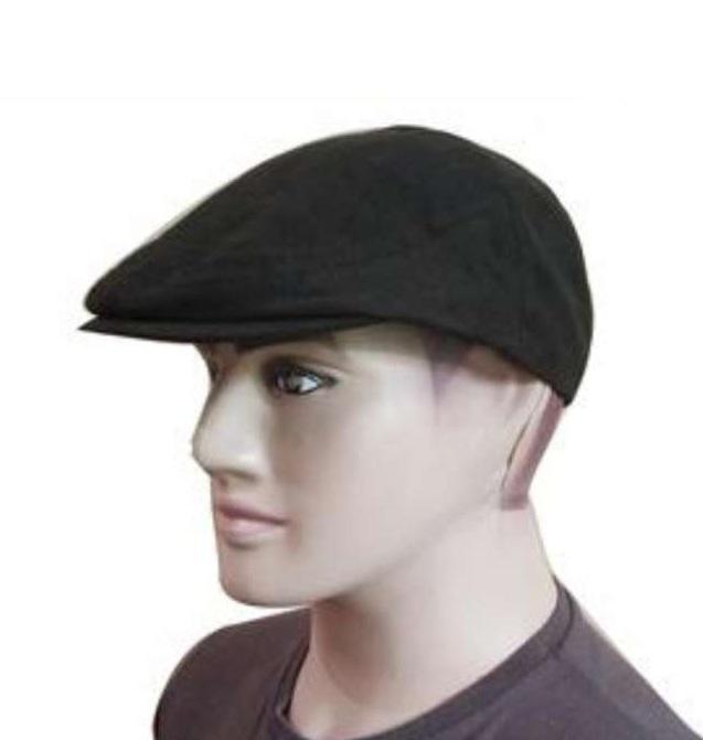 Detail Gambar Topi Flat   Topi Cap   Topi Detektif   Topi Gangster - Topi  Pria dan Wanita Terbaru 9bbbd2669b