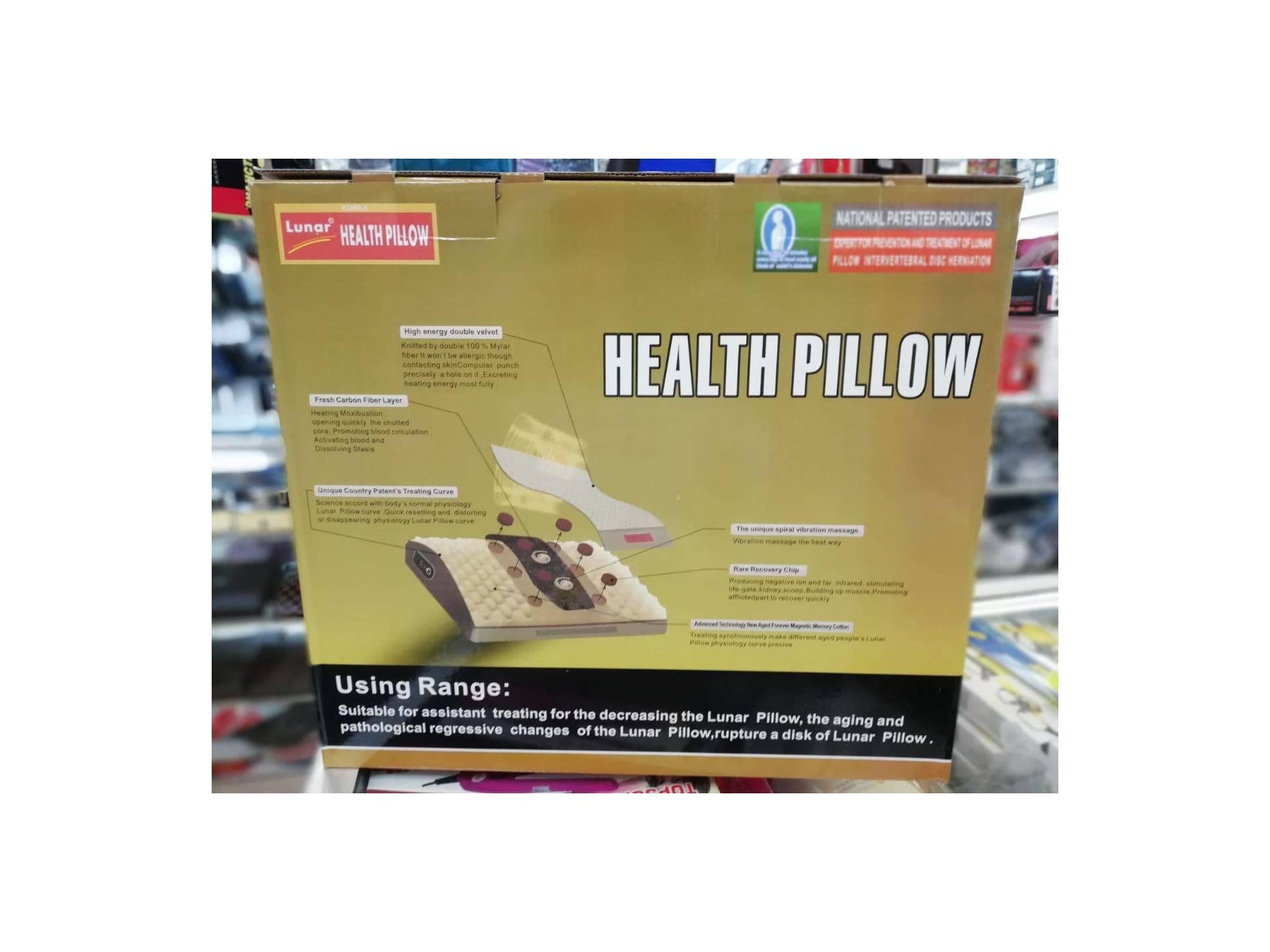 Bantal Lumbar Pillow Health - Bantal Kesehatan