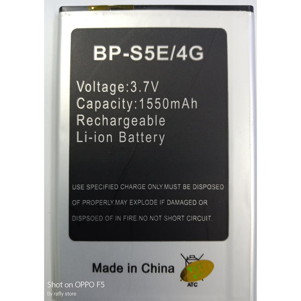 Kelebihan Advan Baterai S5e Pro Capacity 1550mah Original S5 E Putih R S Batrai Handphone For 4g