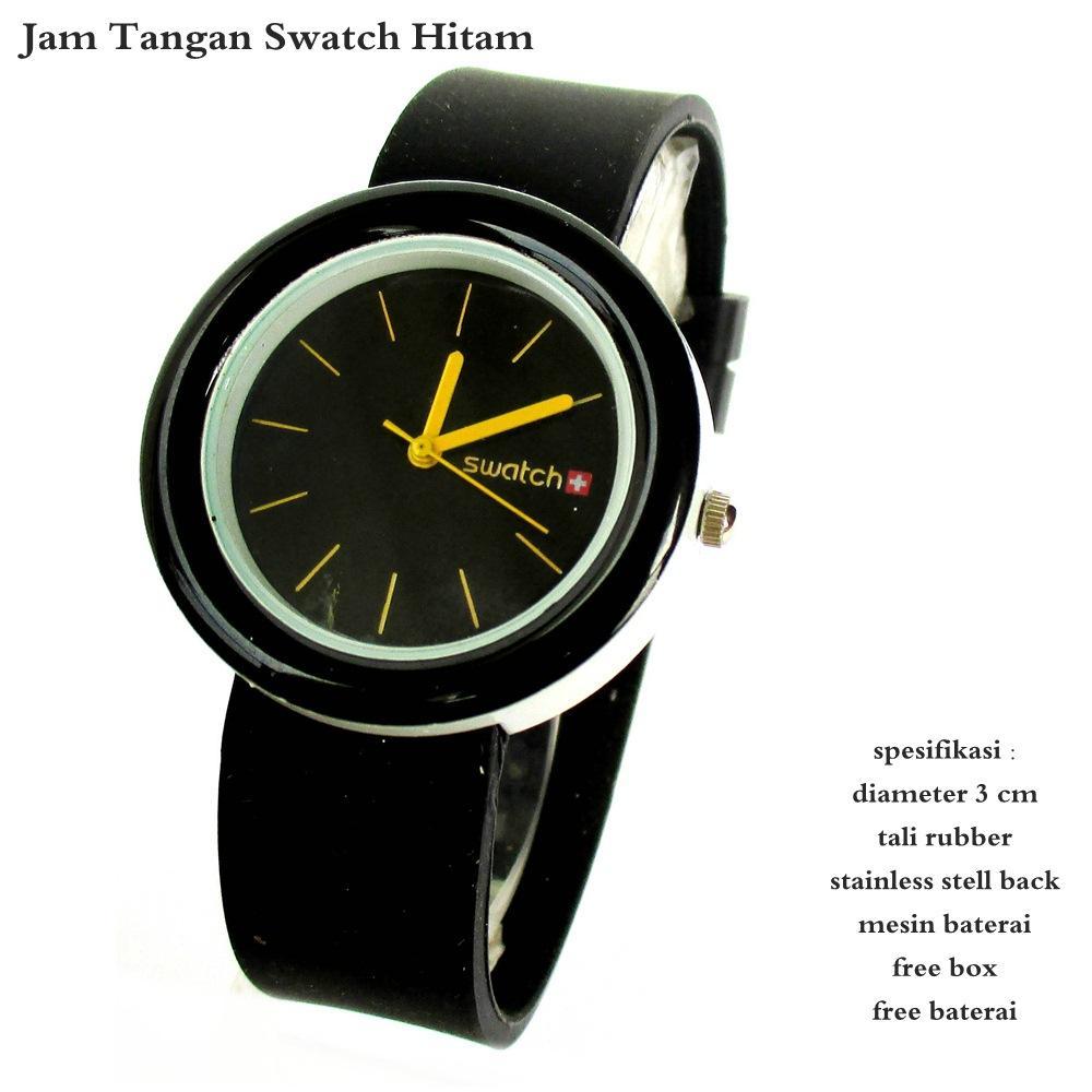 Swatch Jam Tangan Pria Biru Rubber Band Suon700 Daftar Harga New Gentleman Suon708 Wanita Original Detail Gambar Tali Full Set Terbaru