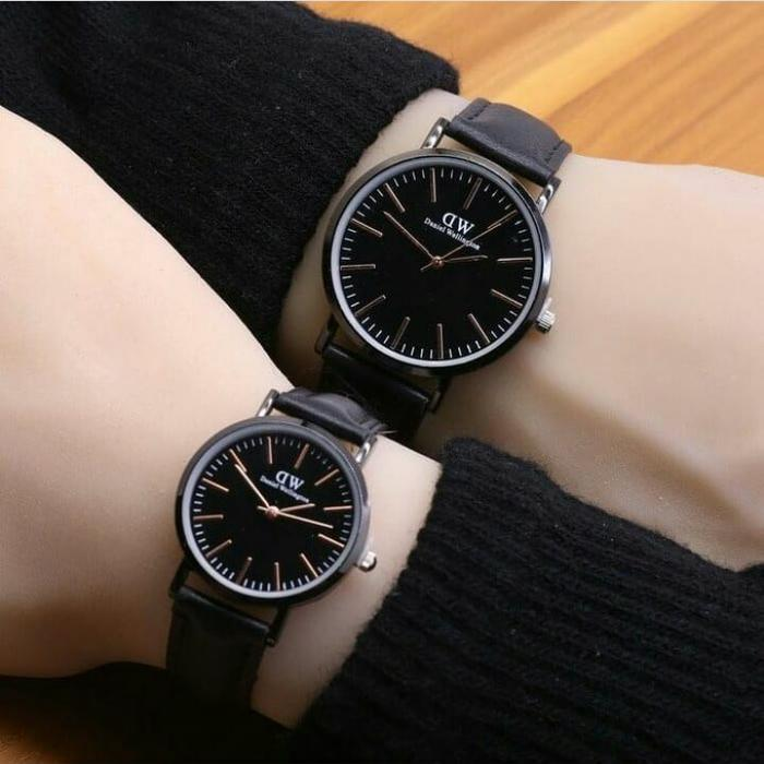 jam tangan couple DW** / jtr 1144