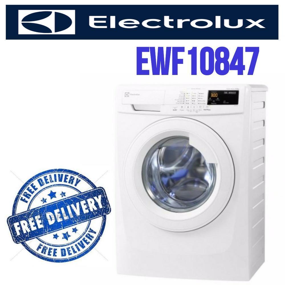 ELECTROLUX MESIN CUCI 8KG 1000RPM EWF10847