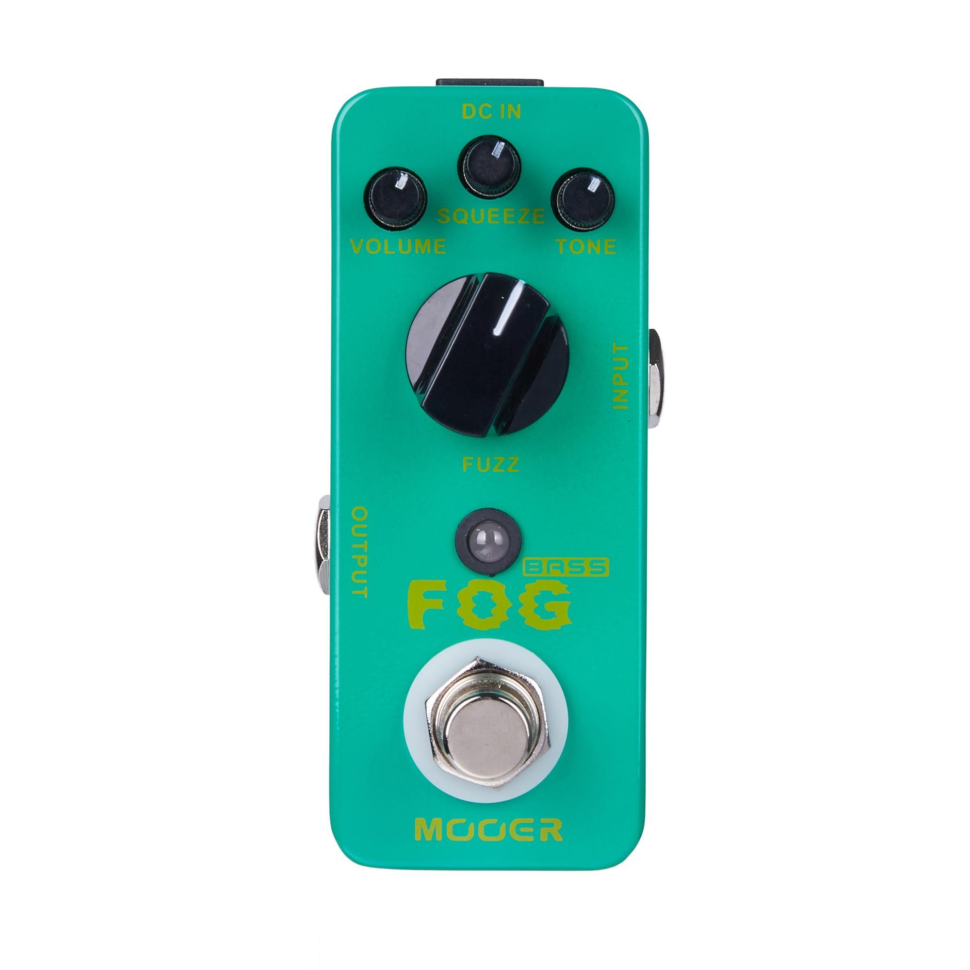 Jual Mooer Fog Fuzz Pedal Electric Guitar Effect Pedal True Bypass Mfz4 Branded Original