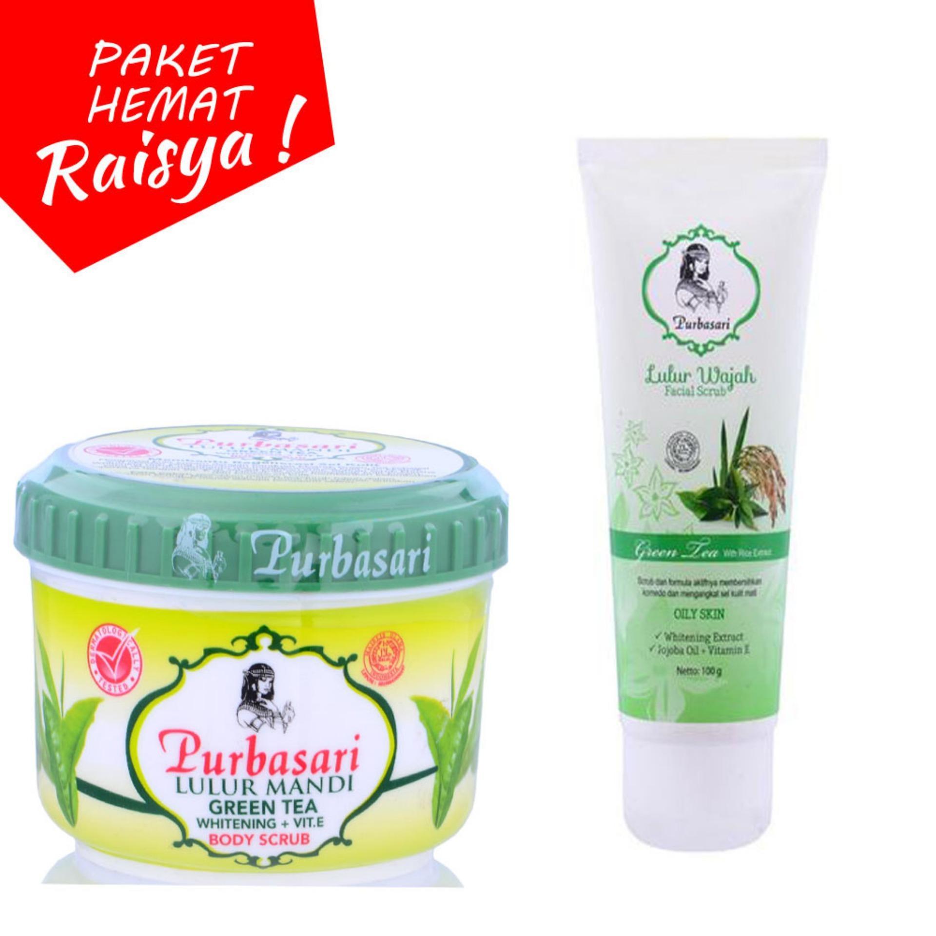 Kehebatan Vanestrix Lulur Green Tea 1 Kg Dan Harga Update Spa Cream 100gr Purbasari Paket Mandi Wajah Lebih Hemat