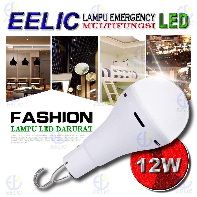 EELIC LAU-S1160 Lampu Emergency Led 12 Watt Lampu Darurat Multifungsi Dan .