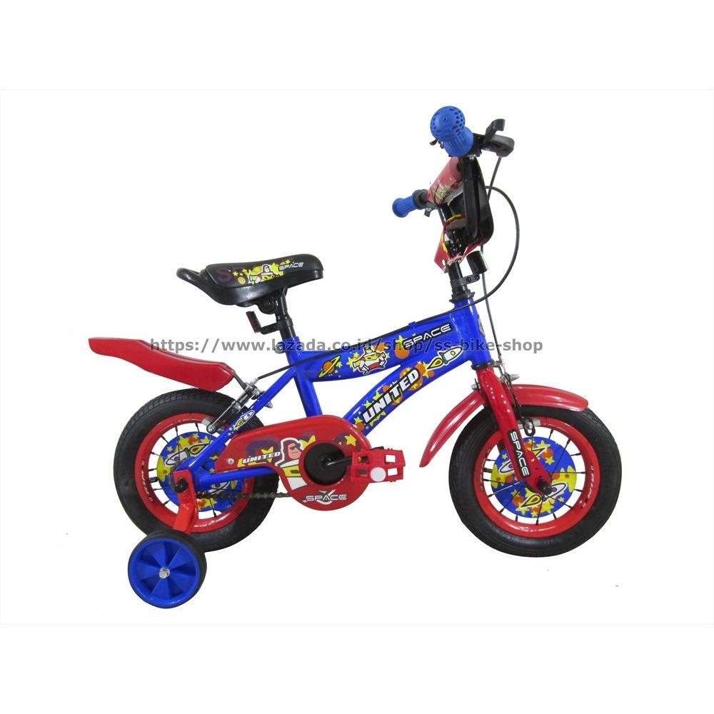 Harga United Sepeda Anak 12 Space 6 Baru Murah