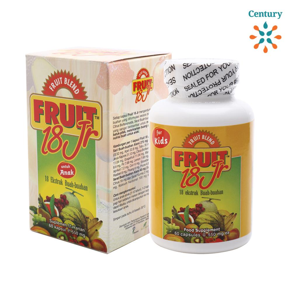 Jual Cepat Fruit 18Jr Fruits Extracts 60