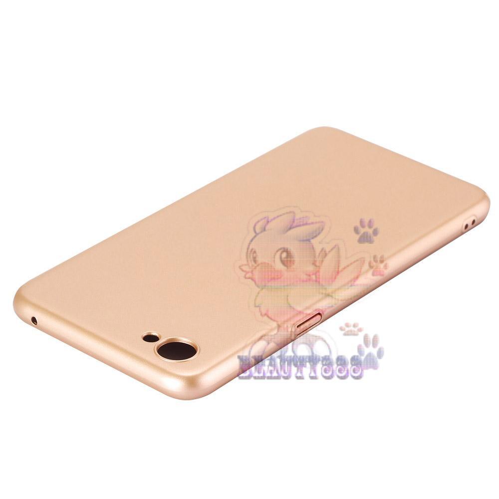 Case Vivo Y71 Hard Slim Gold Mate Anti Fingerprint Hybrid Case Baby Skin Vivo Y71 Baby ...