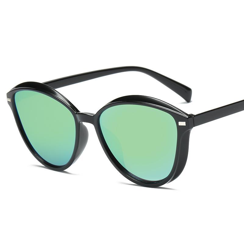 Elegan Kacamata Hitam Korea Fashion Style Baru Kacamata Hitam Karakter Pria 552885c953