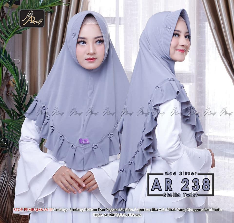 Review Hijab Arrafi Ar 238 Dan Harga Terkini Persembahan Kami