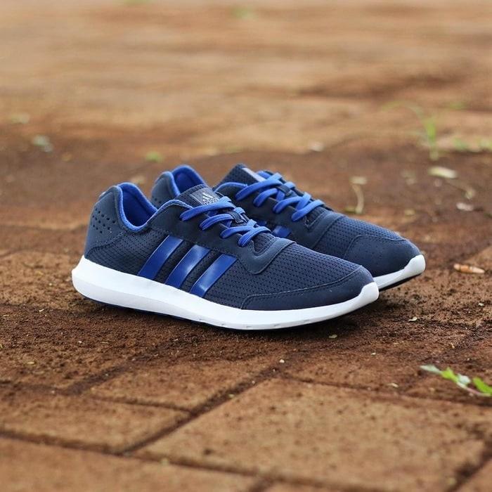 Sepatu ORIGINAL Adidas Supercloud Element Athletic Navy