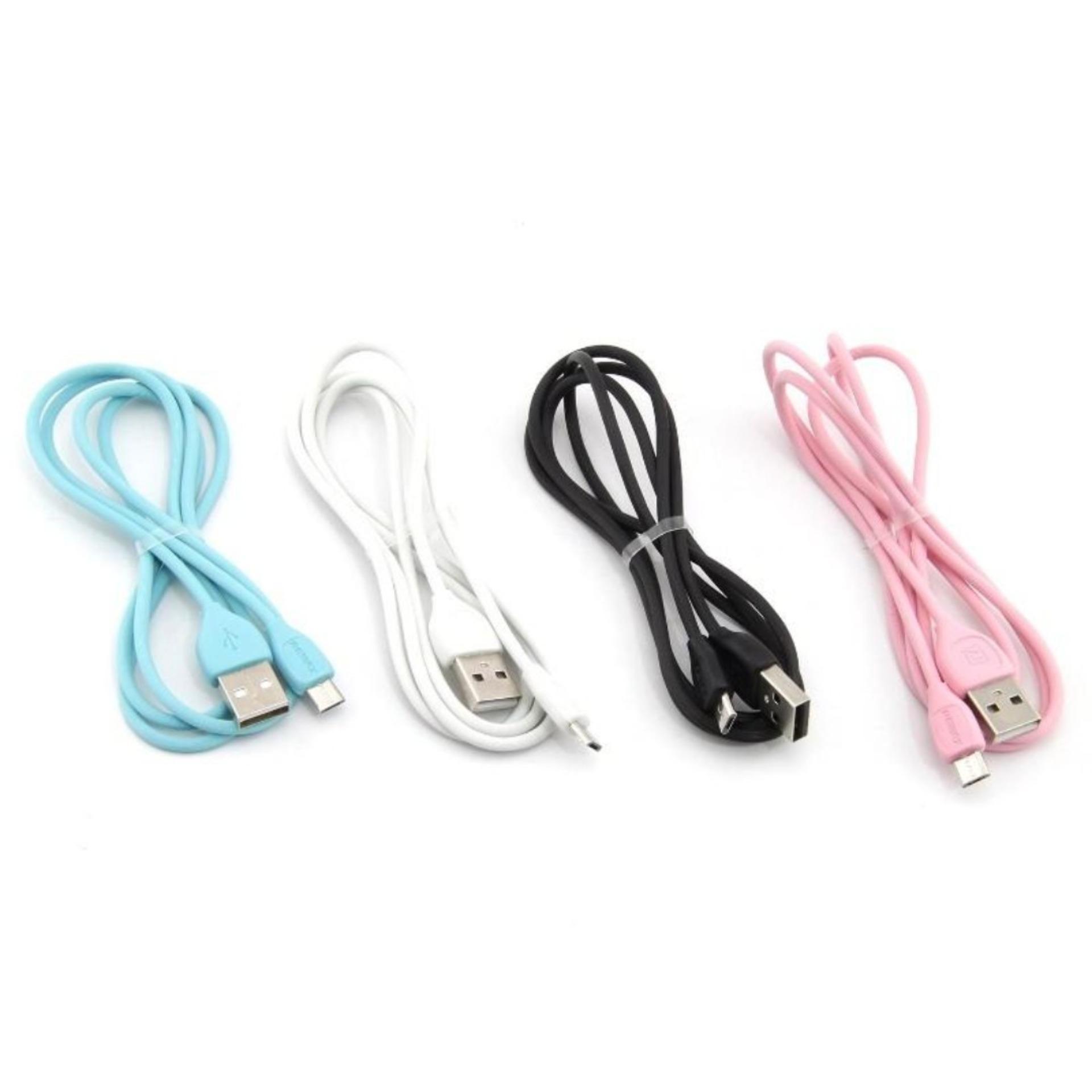 Fitur Remax Lesu Micro Usb Data Cable For Smartphone Rc 050m Dan Kabel Charge 3 In 1 066th Lightning Type C Original Detail Gambar Terbaru